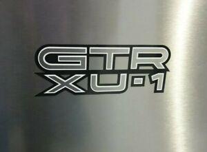 X4 GTR XU-1 Torana decal stickers 1 layer sticker - Quality, UV rated!
