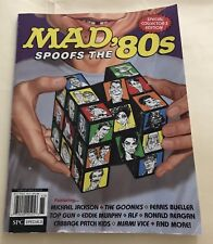 Mad Spoofs the 80's Special Collectors Edition Michael Jackson