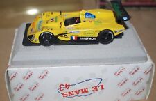 Top Model LM006 WR LMP PEUGEOT No 36 LE MANS 2000 1/43 Made in Italy