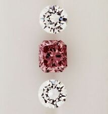 Pink Cocktail Fine Rings