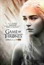 Game of Thrones (TV) (2011) Film Cinema Poster 27x40 Theater Size NEW