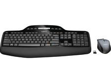 Teclado y ratón inalámbricos - Logitech Wireless Desktop MK710 -