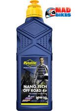 Putoline Off Road Nano Tech 4+ 10W-50 MX del aceite del motor, KTM SX-F, EXC-F, XC-F, SMR