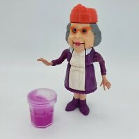 Granny Gross Ghost Vintage Kenner Real Ghostbusters Haunted Human Action Figure