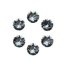 Swarovski Crystal Chatons 1088 XIRIUS Indian Sapphire Foil Back SS29 6mm (E98/8)