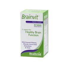 HEALTH AID BRAINVIT - 60 TABLETS