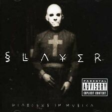 Diabolus in Musica [PA] by Slayer (CD, Mar-2002, Universal Distribution)
