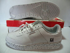 PRO-KEDS 142ND MILK LOW VINTAGE SNEAKERS MEN SHOES WHITE PM1122 SIZE 11 NEW