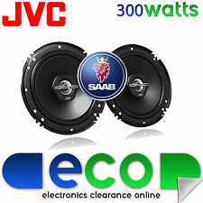 Saab 9.3 2003 - 2014 JVC 16cm 6.5 Inch 300 Watts 2 Way Front Door Car Speakers