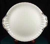 Royal Albert Val D'or 10 1/4 Inch Cake Plate - 1st Quality