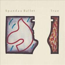 True [2013 Reissue] by Spandau Ballet (CD, Oct-2013, Chrysalis Records)