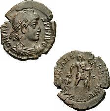 Valens Centenionalis Aquileia 364-7 GLORIA ROMANORVM Labarum RIC 7 (b) vi (a)