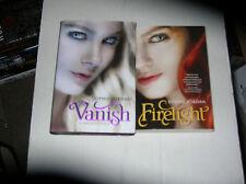 Vanish: A Firelight Novel by Sophie Jordan (2011) SIGNED 1st/1st + Firelight