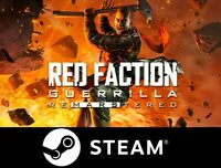 Red Faction Guerilla Remarstered * DIGITAL PC STEAM KEY* Message Delivery