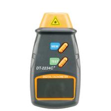 Non Contact Handheld Digital Photo Laser Tachometer Rpm Meter Tester Dt2234c