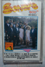 Los Sonor's - Cassette New! Sealed! ECO Hecho en Mexico