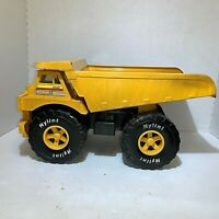 1989  Ny - Lint  Toys  Pressed Steel Dump Truck