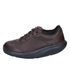 women's shoes MBT 7 / 7,5 (EU 38) sneakers brown leather dynamic BY721-38