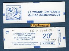 Carnet - 1509 - Type Marianne du 14 Juillet -  N° 3085 3101 - NEUF