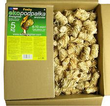 FENIKS ecological firelighters 5kg.=450-550pcs. natural kindling, fire starter