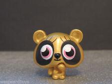 Moshi Monsters Moshlings - Series 1 gold Shi Shi (Rare)