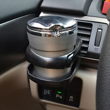 Black Car Air Vent Outlet Mount Beverage Water Cup Holder Bottle Drink Stand