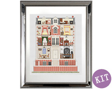 Georgian Dolls House - Cross Stitch Kit