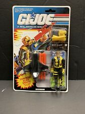 GI Joe Hasbro Factory Sealed MOC 1991 Wet-Suit S.E.A.L. Hasbro ARAH Super Clean