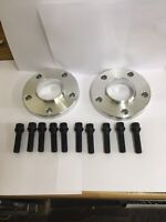 Renault Clio 197 MTEC Hubcentric 20mm Wheel Spacers & Bolts 5x108, 60.1 C/B