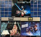 Special XX STAR WARS IV, V, VI Laserdisc ANTHONY DANIELS Signed IV @ DragonCon