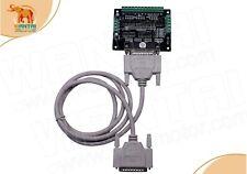 【EU Ship 】6Axis CNC Breakout Board  Stepper Driver Controller Interface Adapter