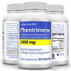 Phentrimene 1200mg Maximum Weight Control Complex Appetite Suppressant 37.5 <br/> Phentrimene 1200MG OTC Official Manufacturer