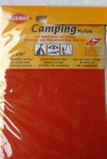 CAMPING Nylon Autoadhesivo 2 piezas 240cm ² NARANJA