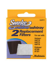 Holmes 2.8 in. L x 0.8 in. W Rectangular Air Purifier Filter 2 pk