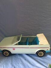 Barbie Neighbors The Heart Family Volkswagen Golf Convertible Car Mattel