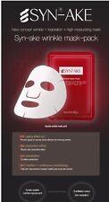 Korean Cosmetics Secret Key SYN-AKE Wrinkle Mask-Pack sheet 5 Pcs/US Seller