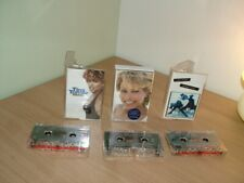 TINA TURNER CASSETTES JOBLOT ALBUMS SIMPLY THE BEST FOREIGN AFFAIRDREAMS 1990