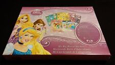 Disney Princess: My Big Box Of Stickers - 4.360 pcs Cinderella Belle Rapunzel
