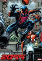 2099 Alpha #1 Art Adams Connecting Variant Marvel Comic 1st Print Unread NM
