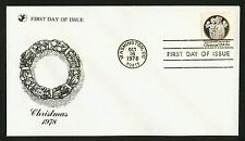 #1768 15c Madonna and Child, Reader's Digest FDC **ANY 4=FREE SHIPPING**