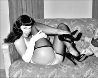 Bettie Page Classic Beauty 8x10 Sexy Photo #31 Pin up
