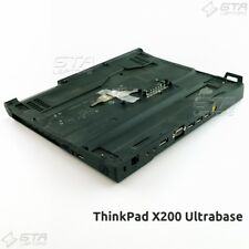 Lenovo ThinkPad X200 Ultrabase w/Key 42X4963 44C0554 Docking Station NO AC & CD