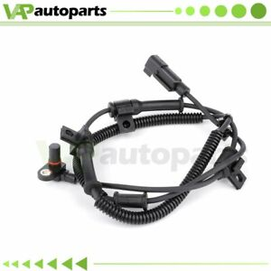 For Ford F-250 Super Duty For 2011 2012 Front ABS Wheel Speed Sensor Driver Side