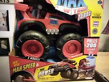 Max Tow Truck - Turbo Speed Pulls and Pushes 200 pounds 2015 Toy of the Year!