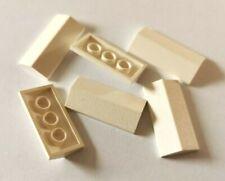 LEGO® Basic 40 Stück Dachsteine Schrägsteine Slope 33° alt-hellgrau 1x3 #4286
