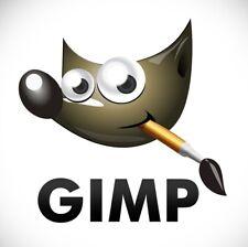 Photo Editing Software GIMP 2.10.12 Photoshop Compatible CS5CS6 Editor MAC 10.9+