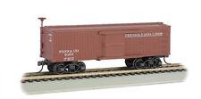Pennsylvania Lines Rr Olde Tyme Furniture Box Car By Bachmann Trains Ho-Scale