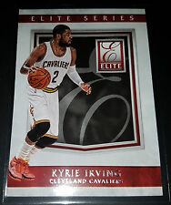 Kyrie Irving 2015-16 Panini Donruss ELITE SERIES Insert Card