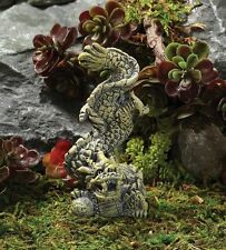 Miniature Fairy Garden Zen Dragon Stake - Buy Three Save $5.00