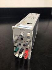 Tektronix Ps 503a Dual Tracking Power Supply